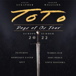Toto - Dogz Of Oz Tour + ... + ...