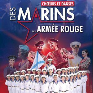 Ch?Urs Et Danses Des Marins De L'armée Rouge