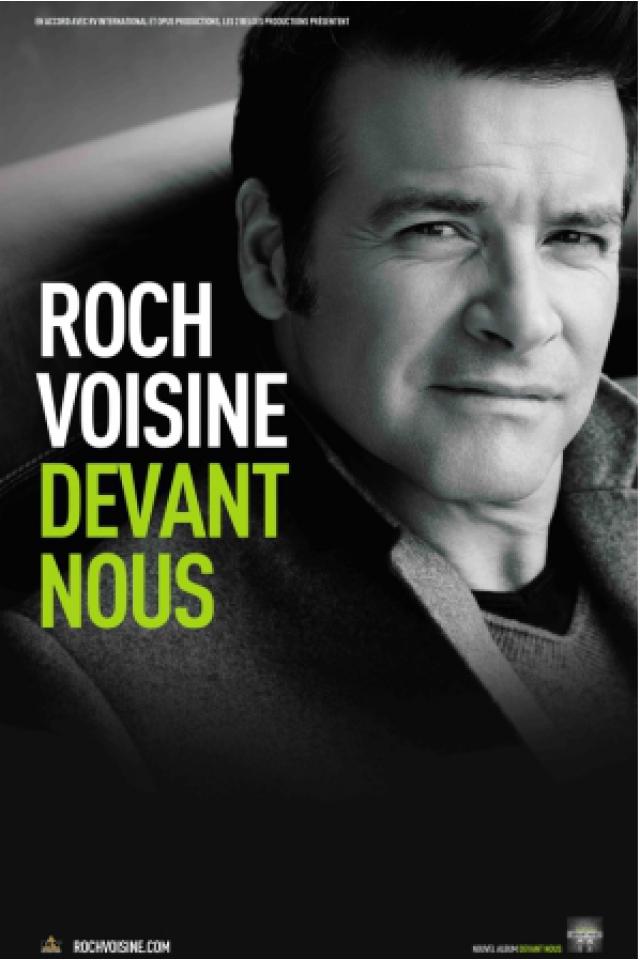 Roch Voisine @ Espace Dollfus & Noack - SAUSHEIM