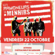 Concert LES RAMONEURS DE MENHIRS à Châteauneuf de Gadagne @ Akwaba - Billets & Places