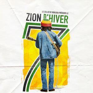 ZION D'HIVER #7 - Samedi 24 février @ Le Forum - LAUDUN