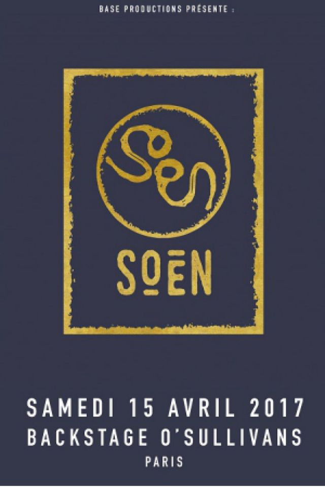 Concert SOEN + MADDER MORTEM à PARIS @ Ne pas utiliser - Billets & Places