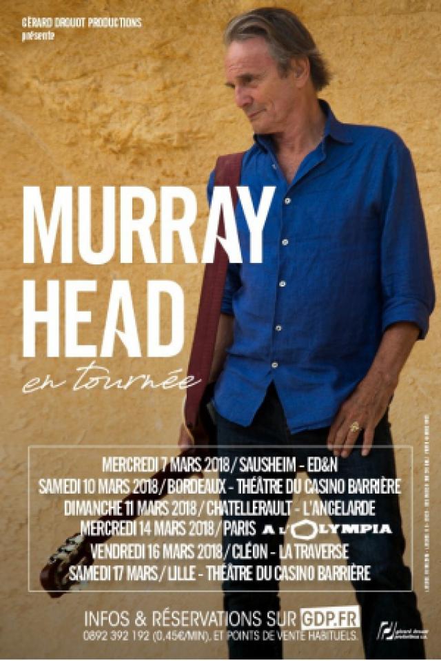 MURRAY HEAD @ Espace Dollfus & Noack - SAUSHEIM