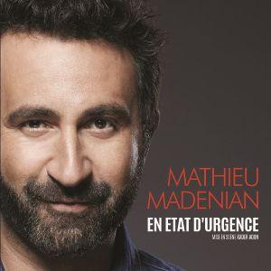 MATHIEU MADENIAN @ Salle du Grand Cercle CASINO LE LYON VERT - LA TOUR DE SALVAGNY