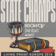 Concert STATE CHAMPS + SEAWAY + STAND ATLANTIC + WOES