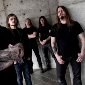 ENSLAVED + LOST IN KIEV + WOLVE @ Le Trabendo - Paris