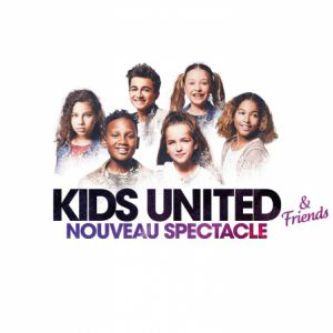 Concert KIDS UNITED à Maxeville @ Zenith de Nancy - Billets & Places