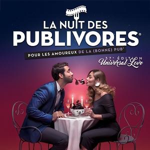 La nuit des publivores - 37e édition @ Le Grand Rex - Paris
