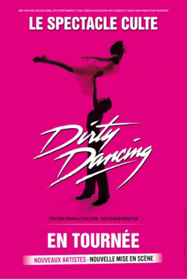 DIRTY DANCING @ M.A.CH 36 - DEOLS - CHATEAUROUX