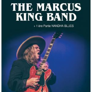 THE MARCUS KING BAND @ L'ARCADIUM - ANNECY