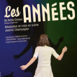 Théâtre LES ANNÉES à AUTUN @ Théâtre Municipal  - Billets & Places