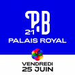 """Festival """"PALAIS ROYAL !"""" SEBASTIEN TELLIER - P. KATERINE   à Bourges @ Palais d'Auron - Billets & Places"""