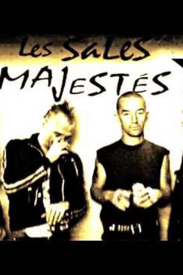 LES SALES MAJESTES @ SECRET PLACE - SAINT JEAN DE VÉDAS