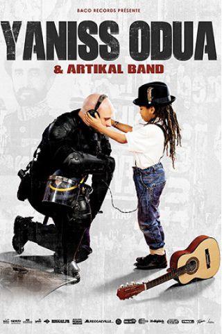 Concert Yaniss Odua & Artikal Band + Erik Arma à BOBIGNY @ Canal 93 - Billets & Places