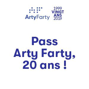 Pass Arty Farty, 20 Ans !