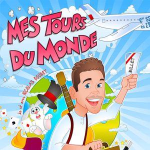 MES TOURS DU MONDE  @ Centre socio-culturel La Garance - SÉRIGNAN DU COMTAT