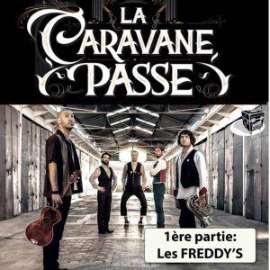 LA CARAVANE PASSE - LES FREDDY'S @ Espace des Arts - LE PRADET