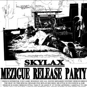 Skylax Records : Mézigue Release Party @ Glazart - PARIS 19