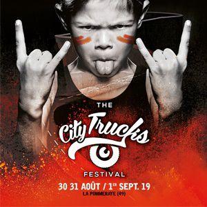 The City Trucks Festival - Pass 3 Jours