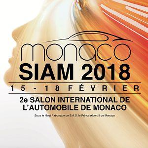 PASS OPEN SALON DE L'AUTOMOBILE DE MONACO @ SALON DE L'AUTOMOBILE DE MONACO - Monaco