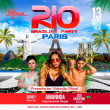 Soirée RIO Brazilian Party - Guests Amannda & DJ Edu Vicentini à PARIS @ Gibus Club - Billets & Places