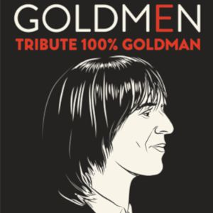 Goldmen - 100% Tribute Goldman