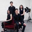 Concert QUATUOR TCHALIK - SAINT-SAËNS ET DVORAK à SAINT PIERRE DE CURTILLE @  GRANGE BATELIERE HAUTECOMBE - Billets & Places