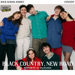 Barbey Indie Club: Black Country, New Road + Invité