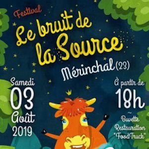 Festival Le Bruit De La Source - Gauvain Sers, 47Ter, Pih Poh