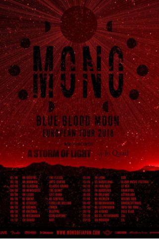 Concert Noiser présente : MONO + A Storm Of Light + Jo Quail @Le Rex