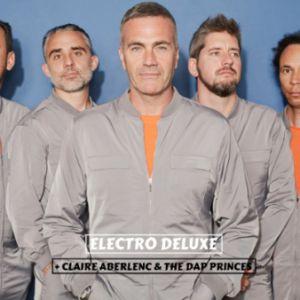 Electro Deluxe + Claire Aberlenc & The Dap Princes
