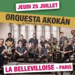 Concert ORQUESTA AKOKÁN & CIMAFUNK à Paris @ La Bellevilloise - Billets & Places
