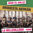 Concert ORQUESTA AKOKÁN & CIMAFUNK