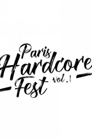 Concert Paris Hardcore Fest Volume 1