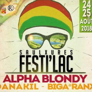 Festi'Lac 2018 - Samedi @ Base de Loisirs du Lac de la Moselotte  - -1