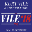 Concert Kurt Vile & The Violators + invité