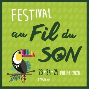 Festival Au Fil Du Son 2020 - Pass 2 Jours (Vendredi + Samedi))