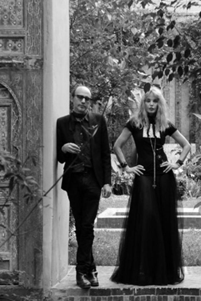 ARIELLE DOMBASLE / NICOLAS KER @ THEATRE DEBUSSY - CANNES