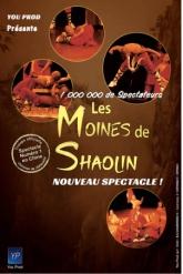 Billets LES MOINES DE SHAOLIN - Cité des Congrès -Auditorium 800