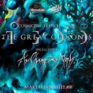 Make It Sabbathy #58 The Great Old Ones + Au Champs Des Morts
