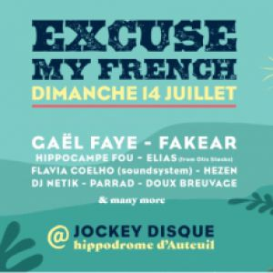 Excuse My French X Jockey Disque