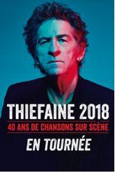 Concert THIEFAINE 2018