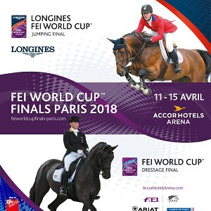 LONGINES FEI WORLD CUP JUMPING FINAL 2018 @ ACCORHOTELS ARENA - PARIS 12