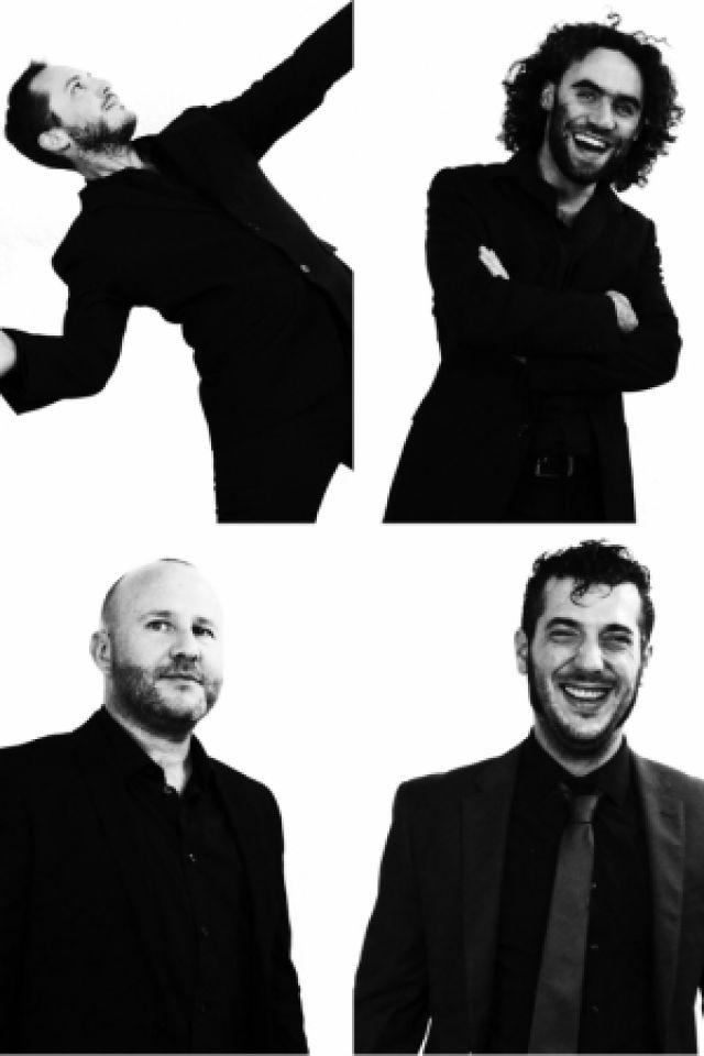 les Garçons Trottoirs - Release Party / ré-édition Album DELUXE @ le Zèbre de belleville - PARIS