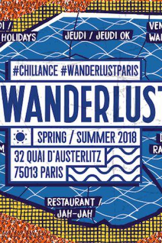 Soirée TERRASSE : ETIENNE DE CRECY + LE LAB : JAH JAH SOUND SYSTEM à PARIS @ Wanderlust - Billets & Places