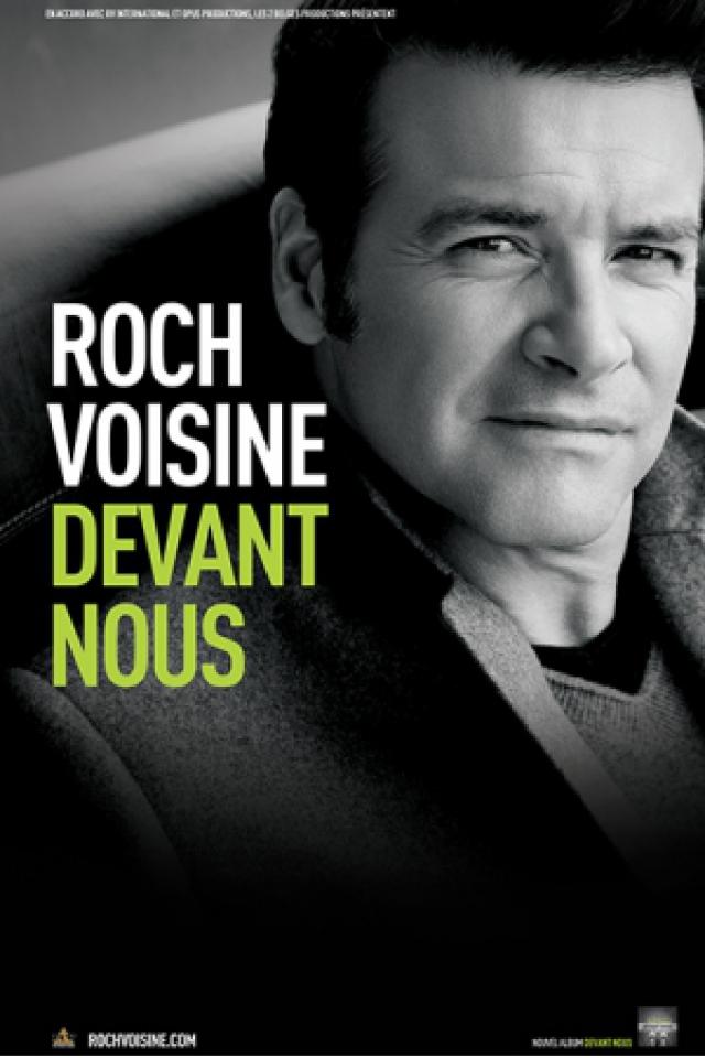 Concert ROCH VOISINE à Béthune @ Théâtre Municipal - Billets & Places