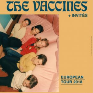 The Vaccines @ Alhambra - Paris