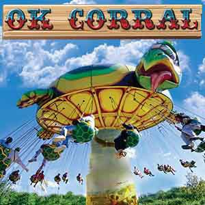 OK CORRAL BILLET SAISON 2017 @ OK CORRAL - CUGES LES PINS