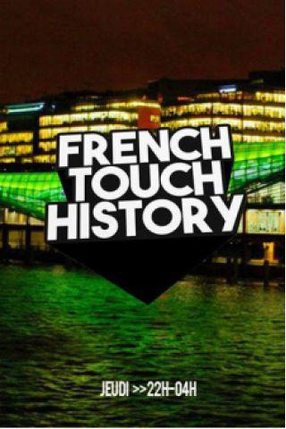 Billets FRENCH TOUCH HISTORY au Wanderlust - Wanderlust