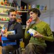 Spectacle Petit Orchestre De Jouets par P. Ayerbe & Jb. Tandé à Feyzin @ L'EPICERIE MODERNE - Billets & Places